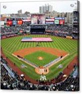 Detroit Tigers V New York Yankees Acrylic Print