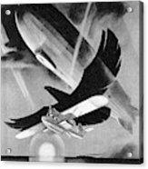 Deutsche Luftpost Acrylic Print