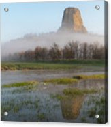 Devil's Tower National Monument Acrylic Print