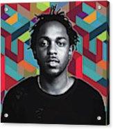 Don't Kill My Vibe Kendrick Acrylic Print