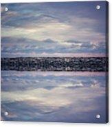 Double Exposure 2 Acrylic Print