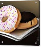 Doughnut Life Acrylic Print