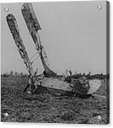 Downed Fokker Acrylic Print