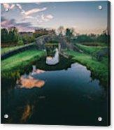 Downshire Bridge Acrylic Print