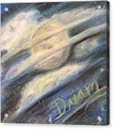 Dream Moon Acrylic Print