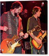 Drive By Truckers Patterson Hood And Mike Cooley  Acrylic Print