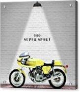 Ducati 900 Super Sport Acrylic Print