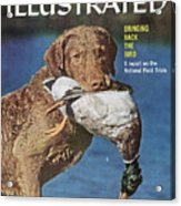 Duck Hunting Sports Illustrated Cover Acrylic Print
