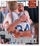 Duke University Shane Battier, 2001 Ncaa National Sports Illustrated Cover Acrylic Print