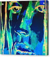 Dying Sun Acrylic Print