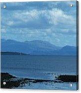 East Shores Of Isle Of Skye Acrylic Print
