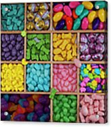 Easter Candies Acrylic Print