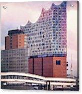 Elbphilharmonie Hamburg Germany  Acrylic Print