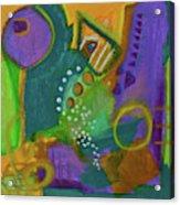 Emerald Dreams Acrylic Print