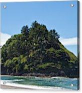 Emerald Isle Acrylic Print