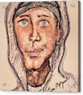 Eminem  Marshall Mathers Acrylic Print