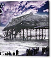 End Of The Pier Show Acrylic Print