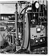 Enrico Fermi Acrylic Print