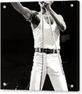 Entertainmentmusic. Live Aid Concert Acrylic Print