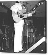 Ernest Tubb At The Palomino Acrylic Print