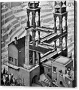 Escher 128 Acrylic Print