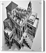 Escher 129 Acrylic Print