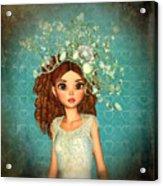 Evening Out My Deanna Acrylic Print