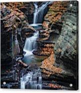 Every Teardrop Is A Waterfall Acrylic Print