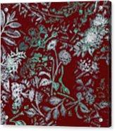 Exotic Harmony Acrylic Print