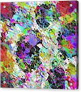 Experiment With Abstract Acrylic Print