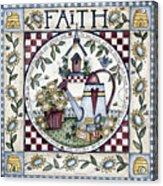 Faith 2 Acrylic Print
