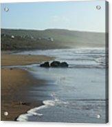 Fanore Beach Clare Acrylic Print
