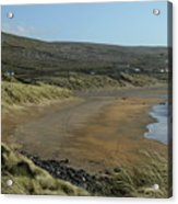 Fanore Beach The Burren Acrylic Print