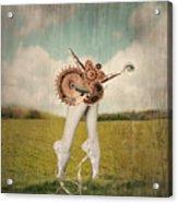 Fantasy Artistic Image That Represent Acrylic Print