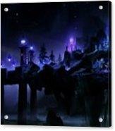 Fantasy Scene Acrylic Print