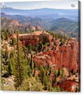 Farview Point - Bryce Canyon - Utah Acrylic Print