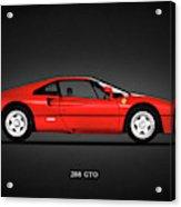 Ferrari 288 Gto Acrylic Print