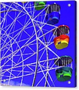 Ferris Wheel, Sydney, Australia Acrylic Print