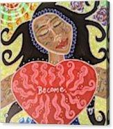 Fiam, Goddess Of Becoming Acrylic Print