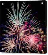 Fireworks 2019 One Acrylic Print