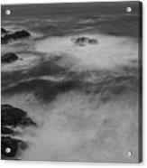 Flat Water Surface Acrylic Print
