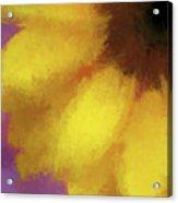 Floral Impressions Lvii Acrylic Print