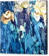 Flowery Appearance Acrylic Print