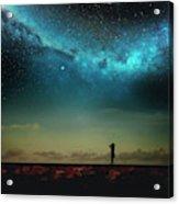 Follow Your Star Acrylic Print