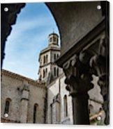 Fossanova Abbey Acrylic Print