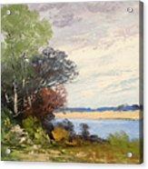 Fox River 1909 Acrylic Print