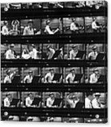 Frames Of Frank Acrylic Print