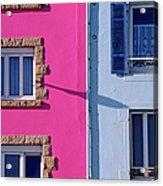 France, Finistere, Morgat, Crozon Acrylic Print