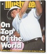 Fred Couples, 1992 Masters Sports Illustrated Cover Acrylic Print