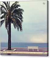 French Riviera Acrylic Print